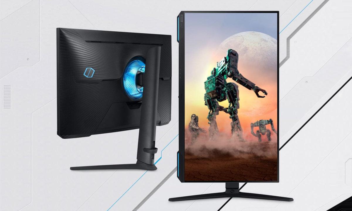 Samsung Odyssey actualiza su línea de monitores gaming con cuatro nuevos modelos