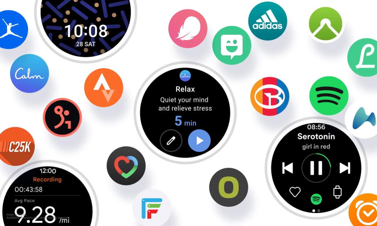 Samsung Wear OS 3
