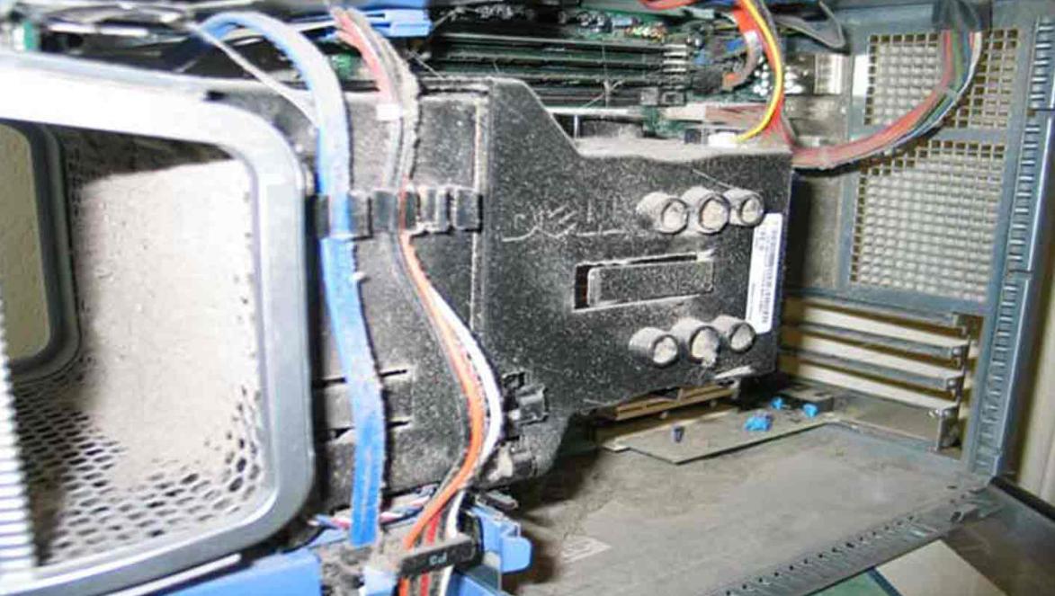 Cómo mantener a raya la temperatura de un PC o portátil 36