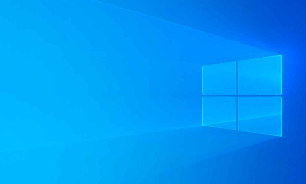 Windows 10 21H1 Actualización mayo