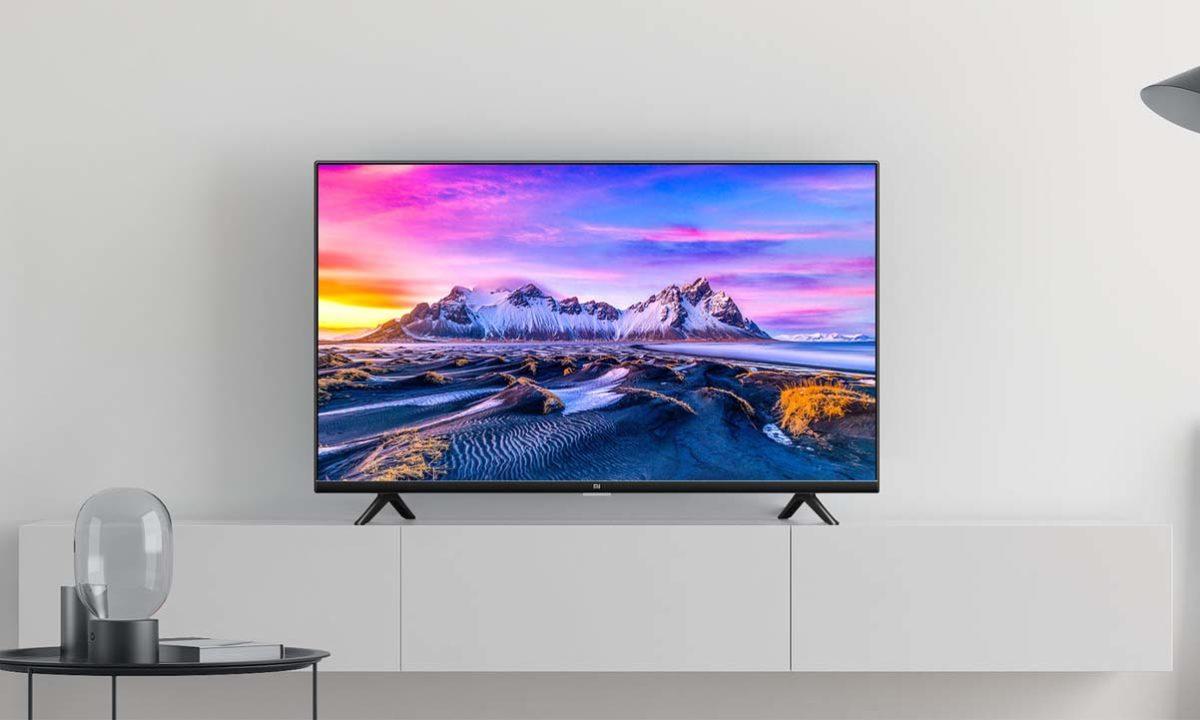 Xiaomi Mi TV P1 lanzamiento precio españa