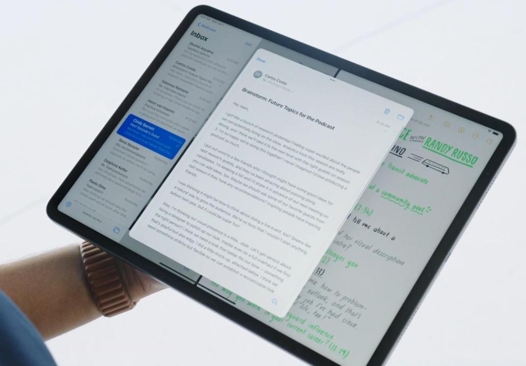 Apple Introduces iPadOS 15 at WWDC 34