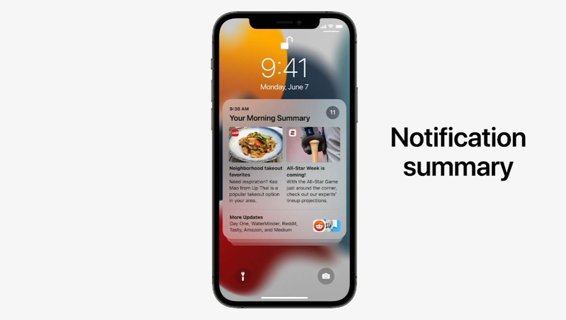 Apple iOS 15, así es el nuevo sistema operativo móvil de Apple 41