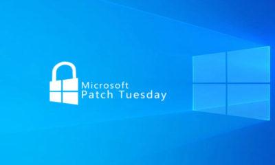parches de seguridad de Microsoft