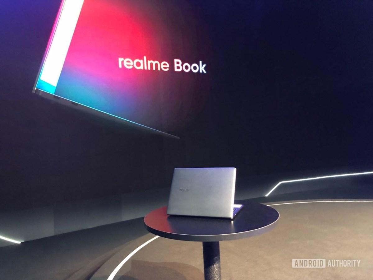 portátil de Realme