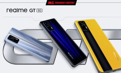 realme gt 5G precio lanzamiento rebajas