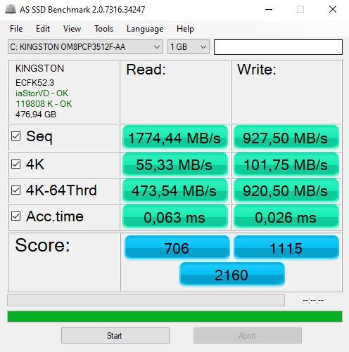 Acer Swift 3 (2021) análisis: el valor del equilibrio 39