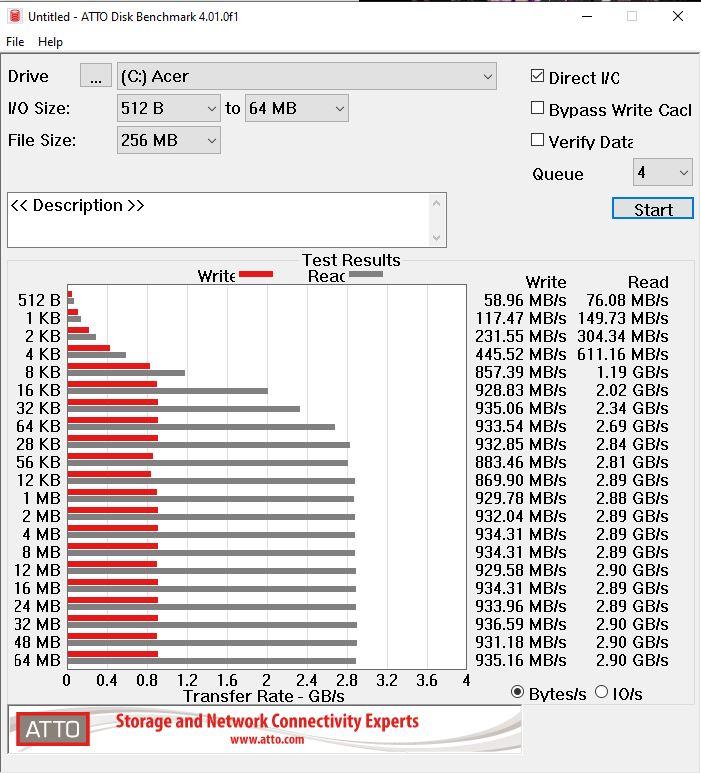 Acer Swift 3 (2021) análisis: el valor del equilibrio 41