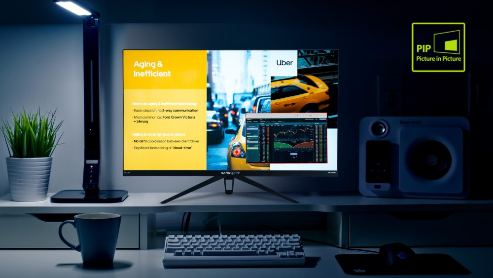 Nuevos monitores Ultra HD de Hannspree por menos de 260 euros 32
