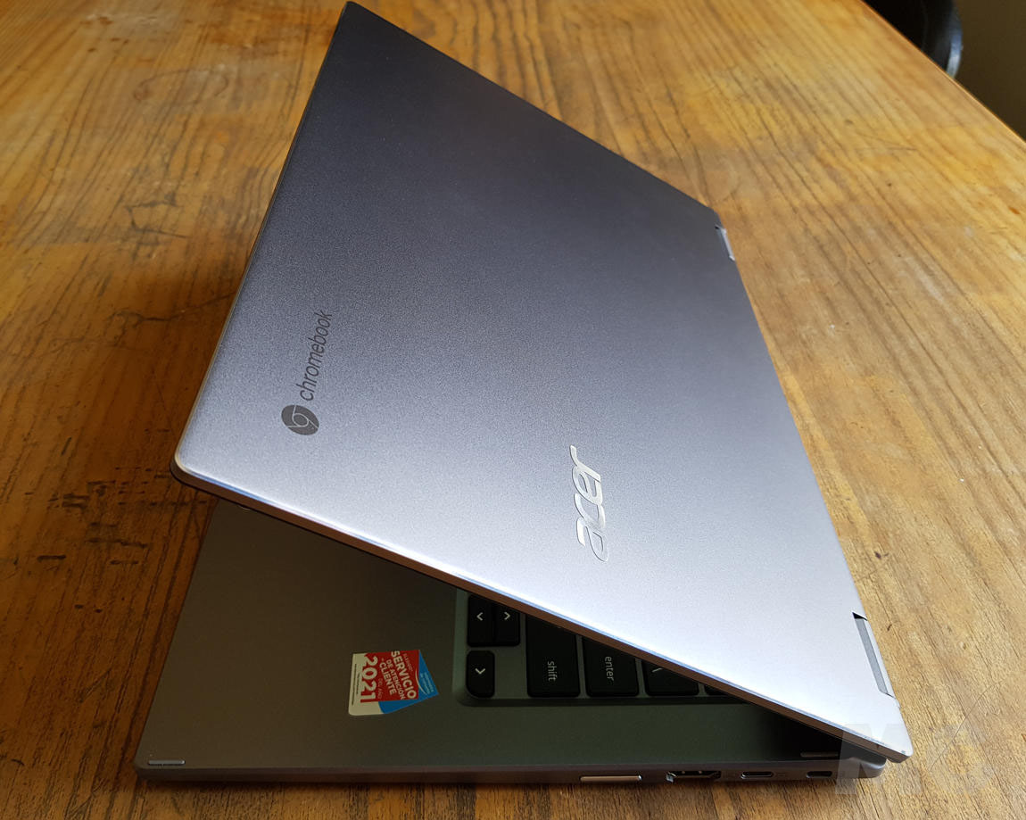 Analizamos el Chromebook Spin 514, el primero de Acer con Ryzen Mobile 36