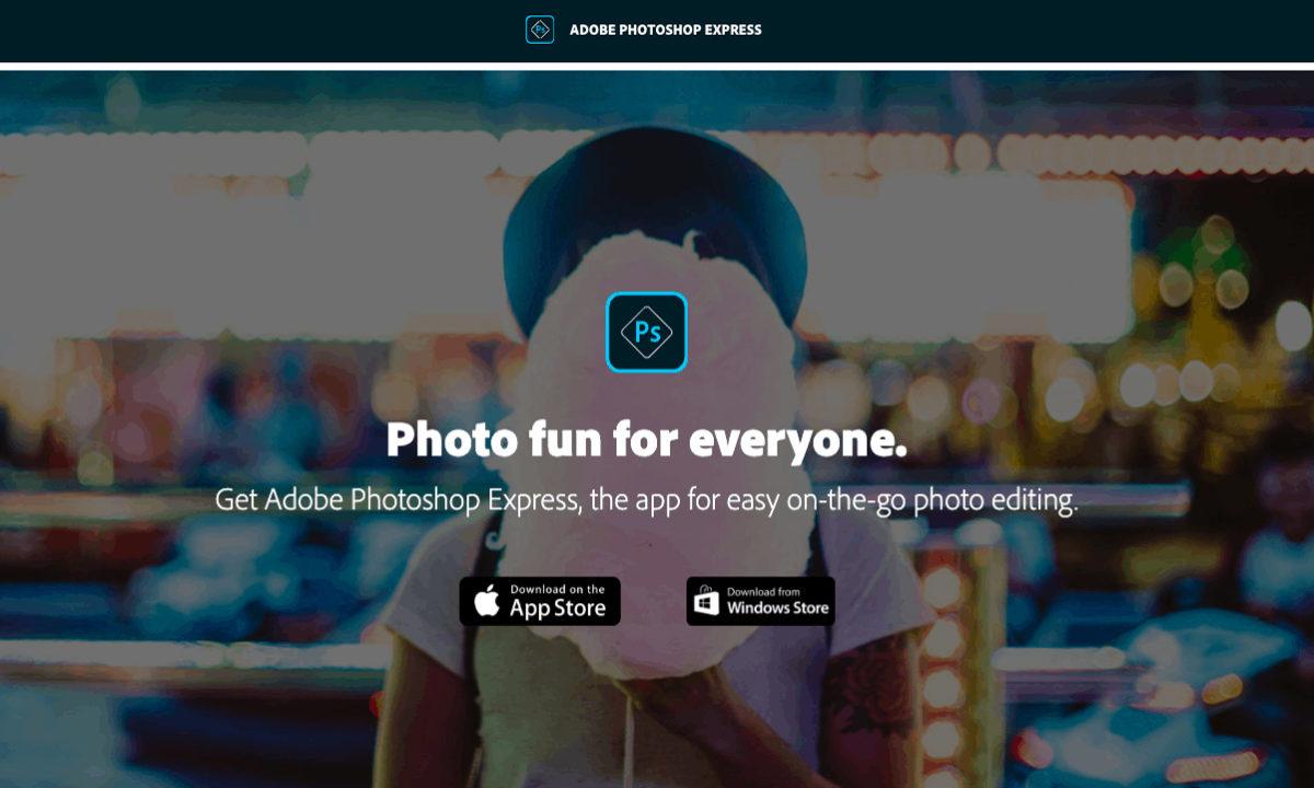 Alternativas Adobe Photoshop Express