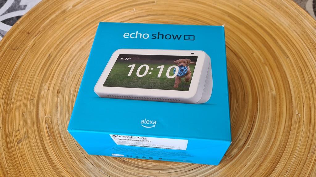 Amazon Echo Show 5 segunda generación, ventana discreta 32