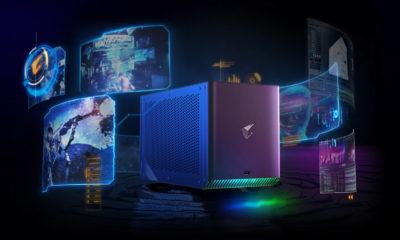 Aorus Gaming Box 2021 RTX 3080 Ti