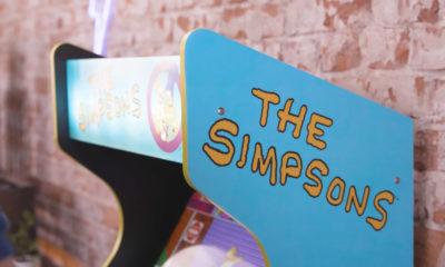 Arcade1Up 30 aniversario Los Simpsons recreativa arcade