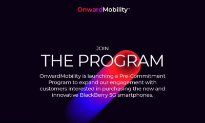 BlackBerry prepara un programa de prueba para su regreso