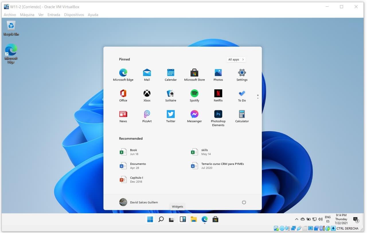 Cómo instalar Windows 11, paso a paso, actualización o desde cero 56