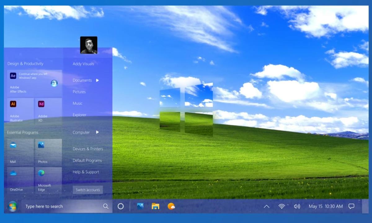 de Windows 7 a Windows 11