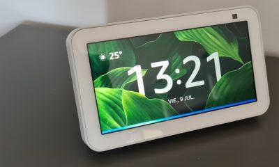 Amazon Echo Show 5 segunda generación, ventana discreta 29