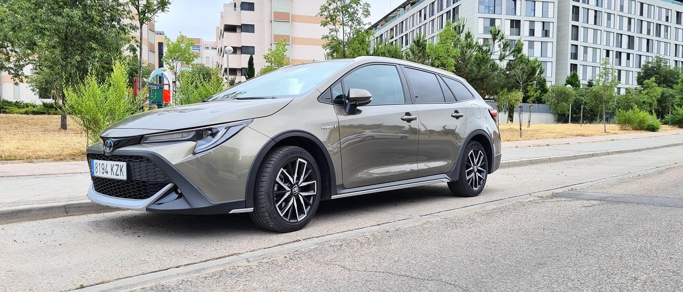 Toyota Corolla Trek, términos 30