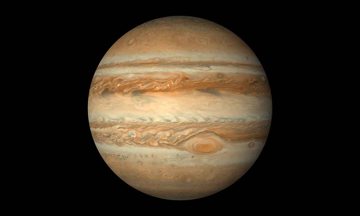 SpaceX llevará a la NASA hasta Europa, Júpiter