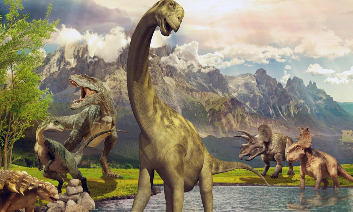 Los dinosaurios ya estaban en peligro antes de la extinción