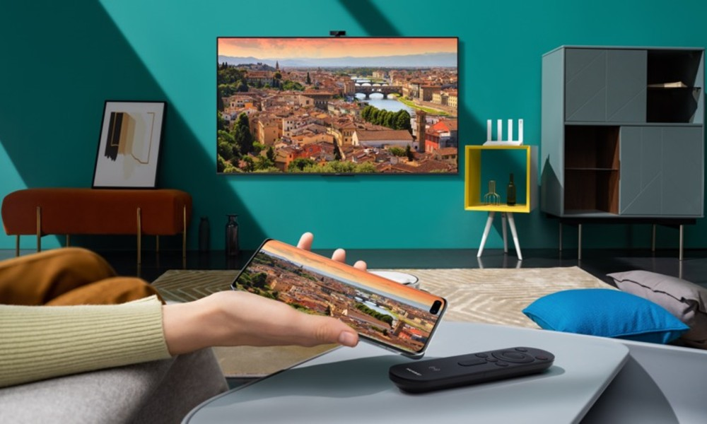 Huawei Vision S: pantallas en FullView en 4K para poner en tu salón 29