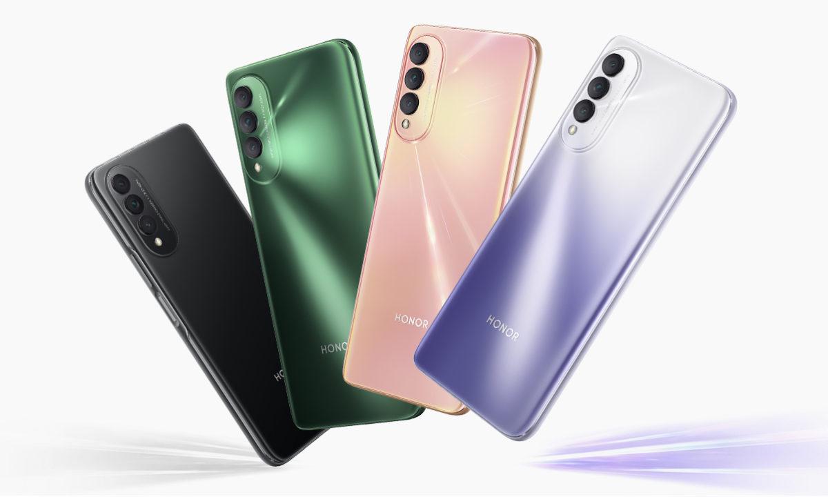 Honor X20 SE Colores