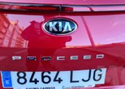 Kia Proceed MHEV, tormentas 124