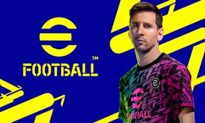 Konami PES eFootball free to play