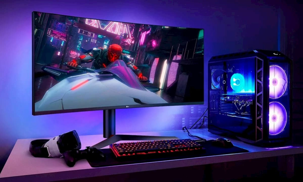 LG y AUO monitores ultrarrápidos 480Hz