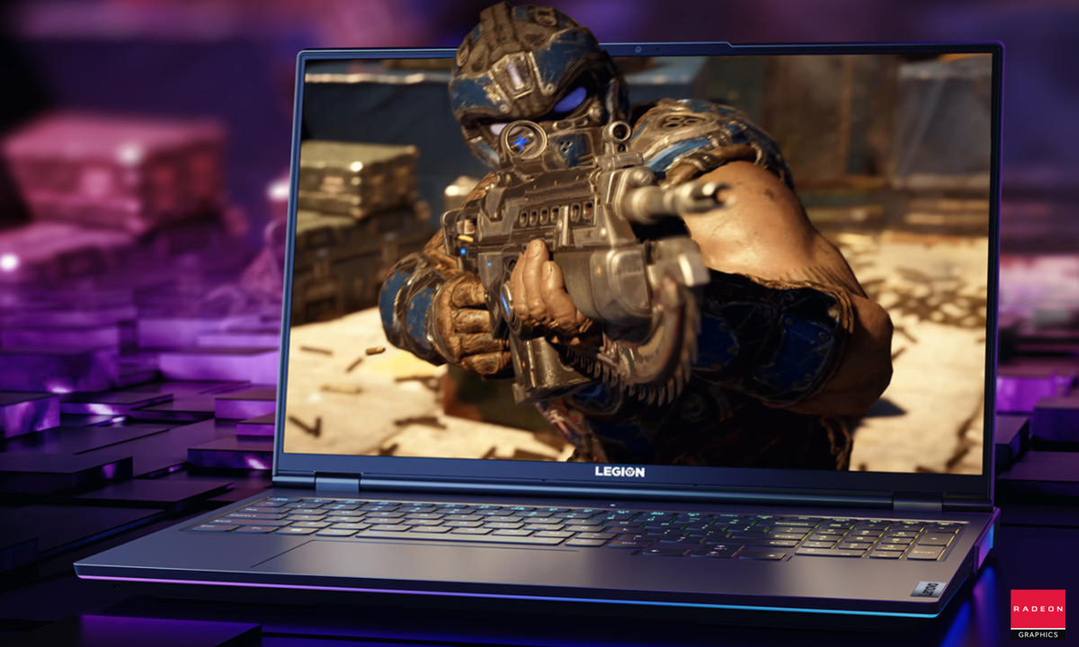 Lenovo Legion 2021 AMD Radeon