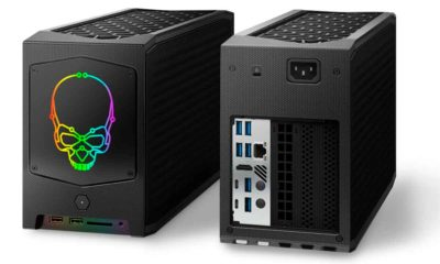 """Intel NUC 11 Extreme """"Beast Canyon"""": ¿Quién dijo que un NUC no era suficiente para jugar?"""