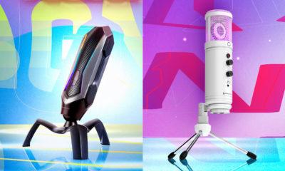 Newskill Agni y Kaliope micrófono Professional RGB