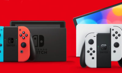 Nintendo Switch vs Nintendo Switch OLED comparativa