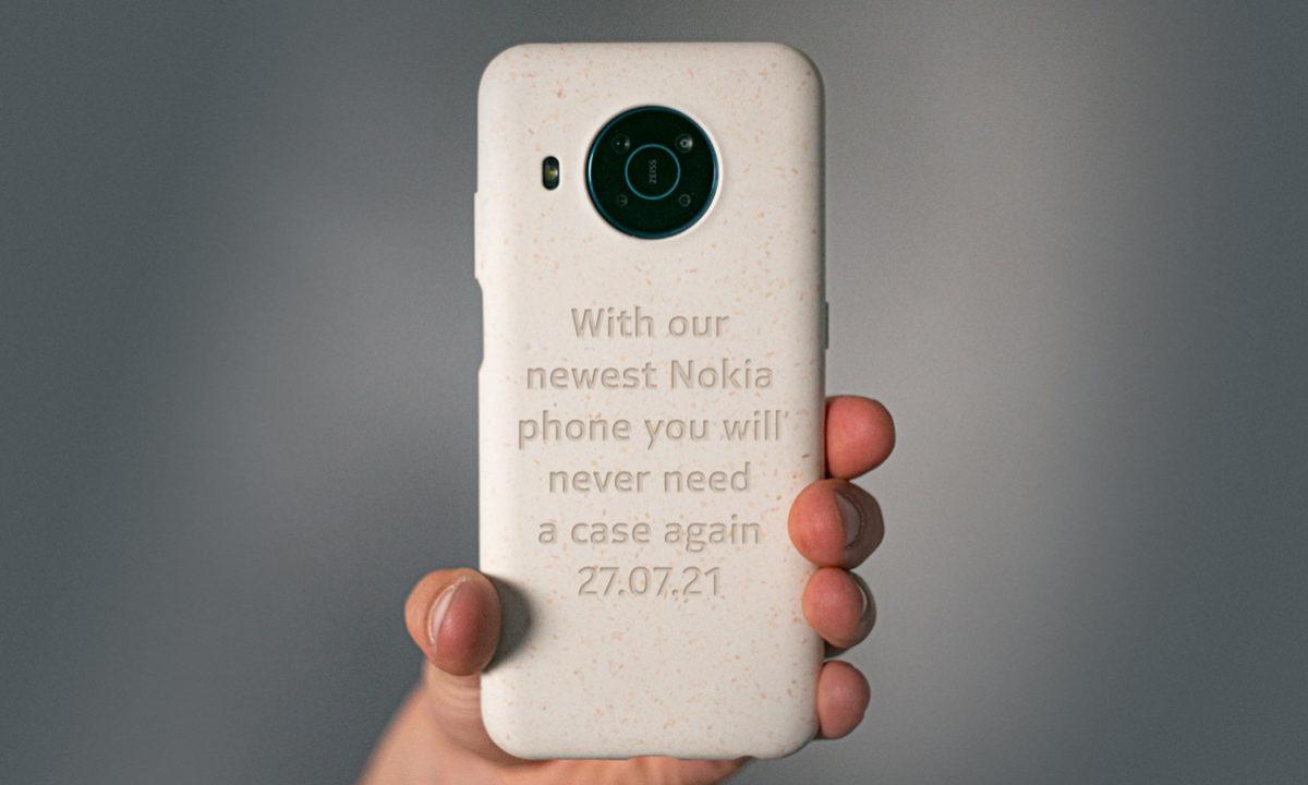 Nokia XR20 smartphone resistente