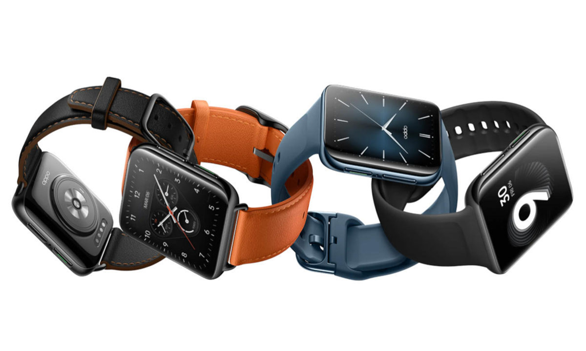 OPPO Watch 2 Colores