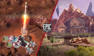 Obduction y Offworld Juegos Gratis Epic Games Store