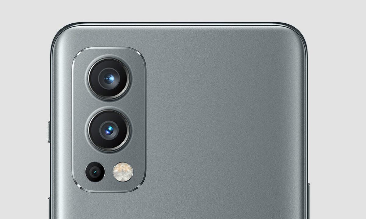 OnePlus Nord 2 5G cámaras