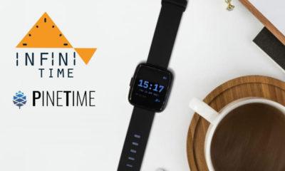 PINE64 PineTime smartwatch open source