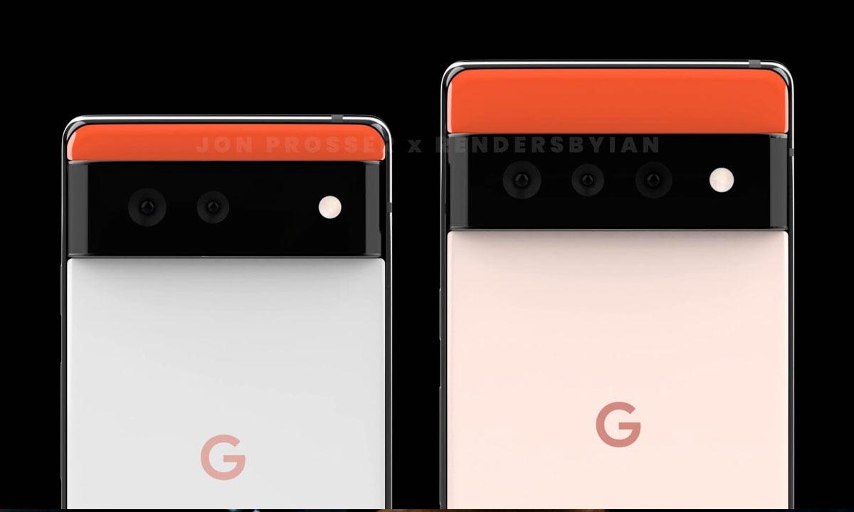 Se filtran las especificaciones de los Google Pixel 6 y Google Pixel 6 Pro