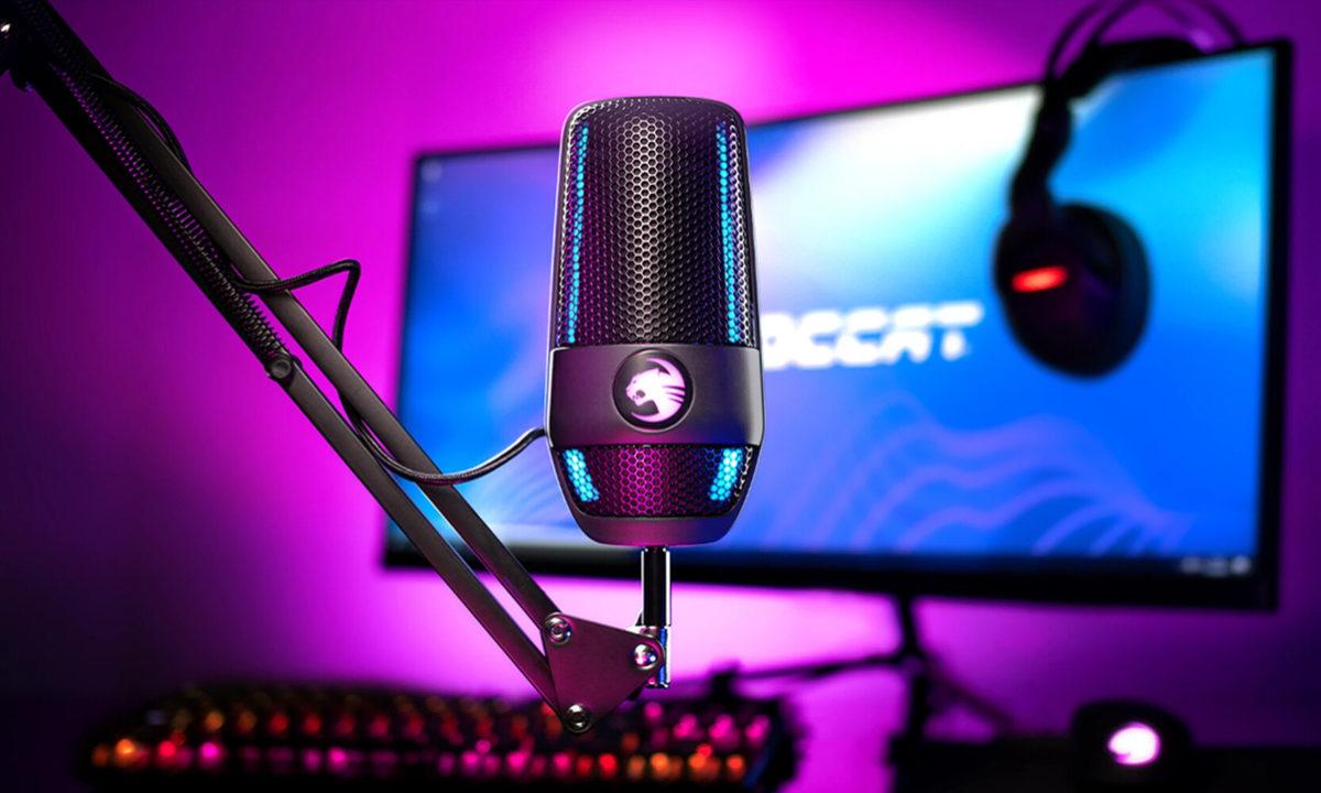 ROCCAT Torch micrófono USB streaming