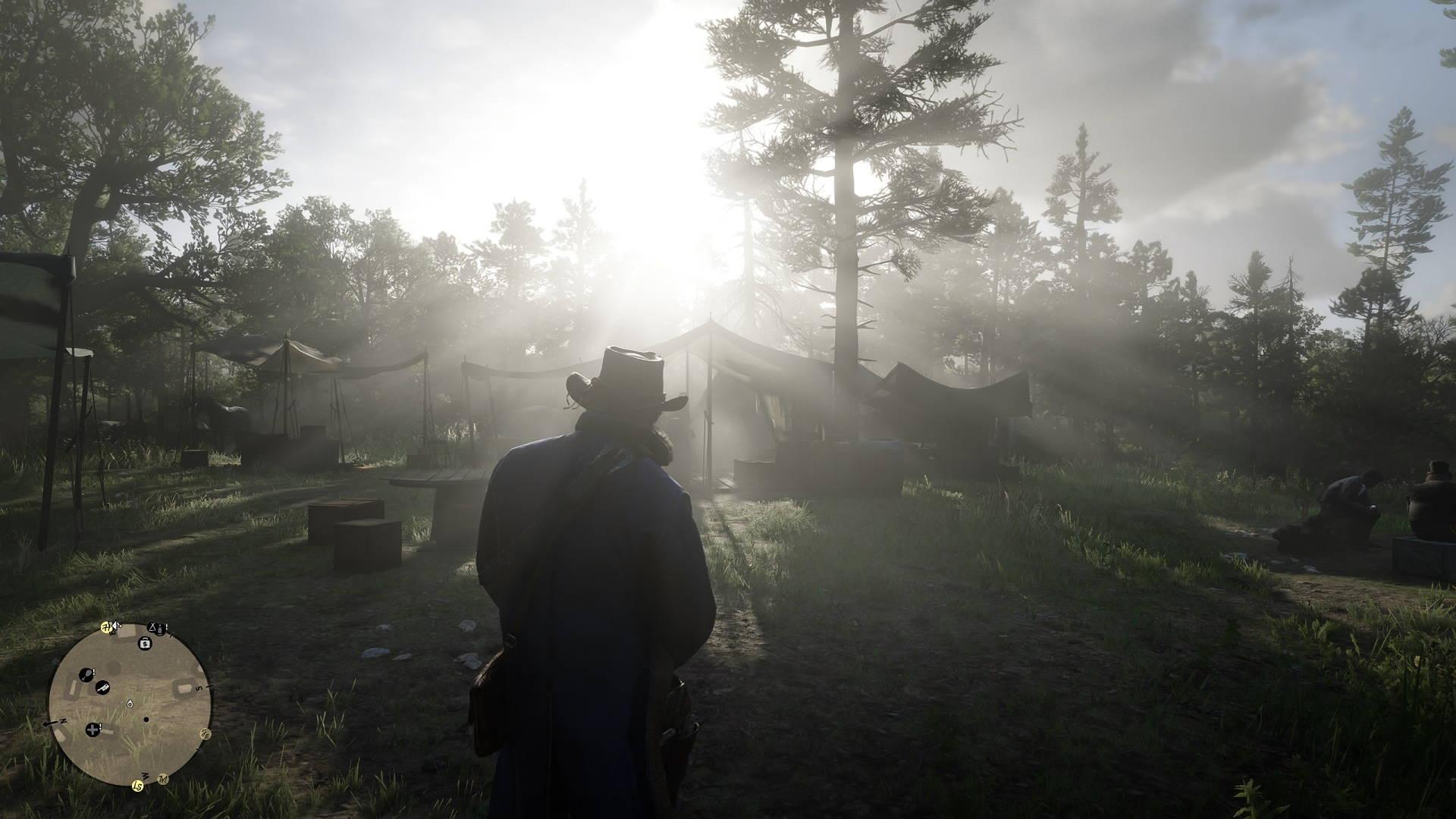 Red Dead Redemption 2 ya soporta DLSS 2.2: Hasta un 45% más de rendimiento en 4K 36