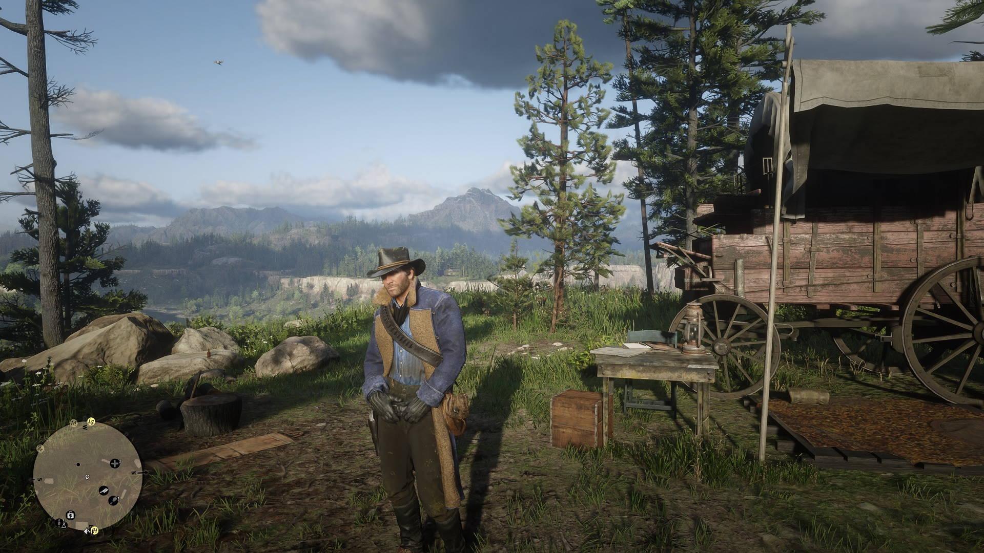 Red Dead Redemption 2 ya soporta DLSS 2.2: Hasta un 45% más de rendimiento en 4K 40