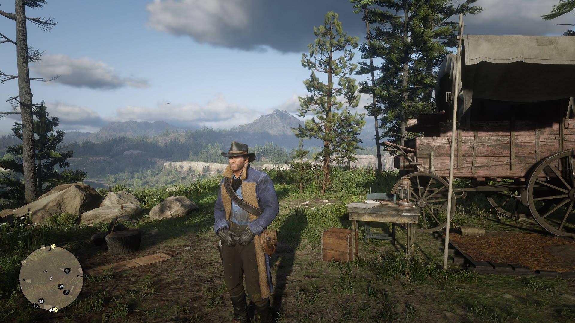Red Dead Redemption 2 ya soporta DLSS 2.2: Hasta un 45% más de rendimiento en 4K 42