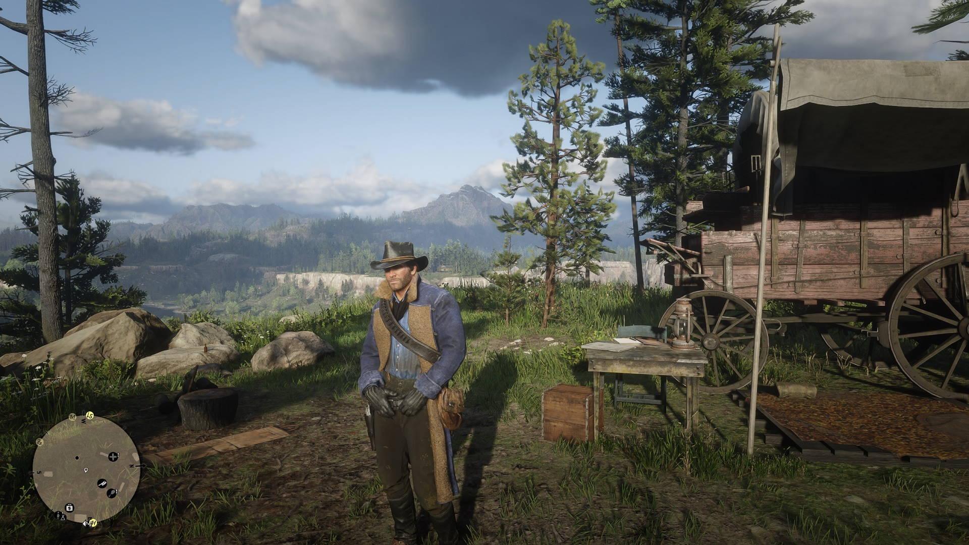 Red Dead Redemption 2 ya soporta DLSS 2.2: Hasta un 45% más de rendimiento en 4K 38