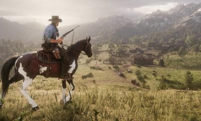 Red Dead Redemption 2 portada
