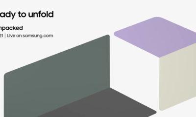 Samsung Galaxy Unpacked 2021 Z Fold 3 Z Flip 3 Galaxy Watch