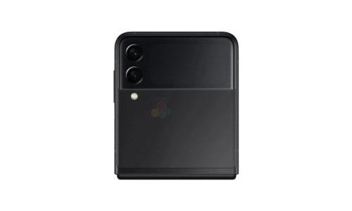 Samsung Galaxy Z Flip3 cámaras