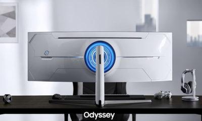 Samsung Odyssey Neo G9 aterriza como un enorme monitor gaming curvo premium 39