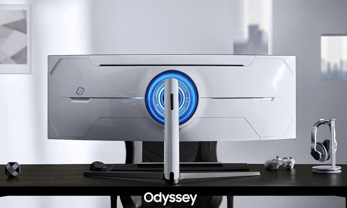 Samsung Odyssey Neo G9 aterriza como un enorme monitor gaming curvo premium 30